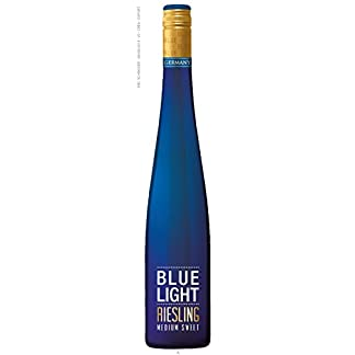6x-BLUE-LIGHT-RIESLING-MEDIUM-SWEET-075L-Incl-Goodie-von-Flensburger-Handel