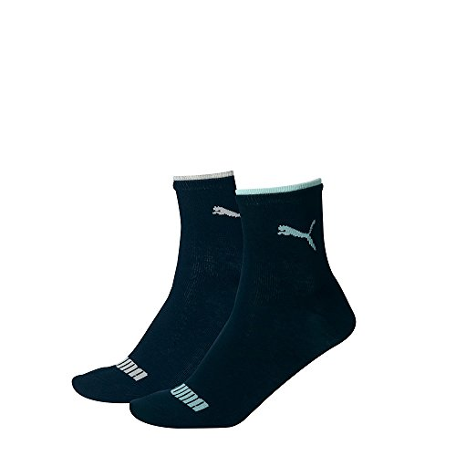 PUMA Damen Sportsocken Lifestyle Shorts Sock 2P