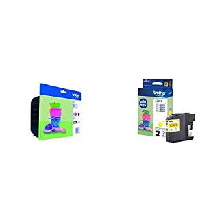 Brother-LC-221-Original-Tintenpatronen-schwarz-gelb-cyan-magenta-im-Value-Pack-kompatibel-mit-Brother-DCP-J562DW-MFC-J480DW-MFC-J680DW-MFC-J880DW