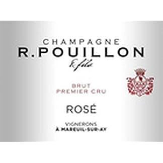 Champagne-Brut-Rose-Premier-Cru-NV-Pouillon