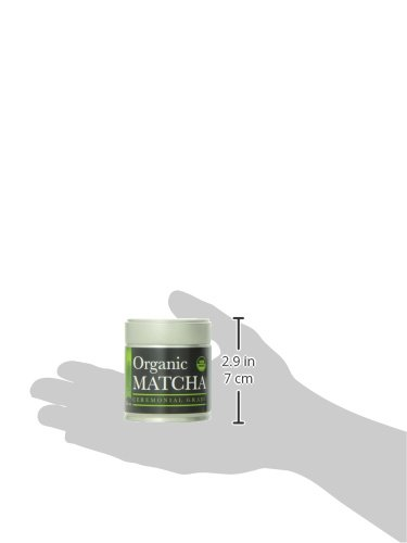 Matcha-Der-Zeremoniellen-Auslese–Biologisches-Grnes-Matchapulver–29g–Japanischer-Matcha-Hchster-Qualitt–Fr-Teezeremonien-Und-Ganzheitliche-Entgiftung–100-Biologische-Zutaten-Anregend