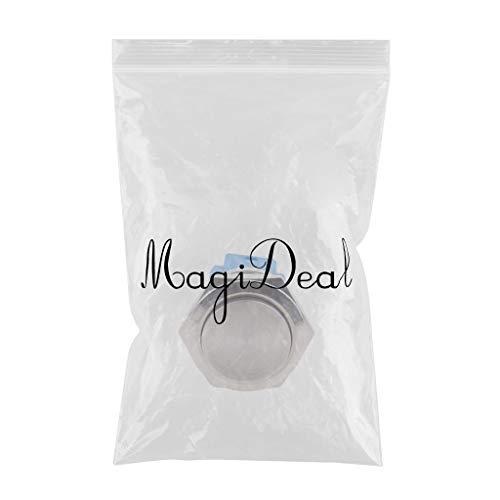 MagiDeal-1-Stck-Druckschalter-LED-Ring-Beleuchtet-Druckschalter-elektronisch-Reinigungswerkzeuge