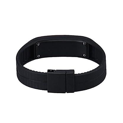 Franterd-Mode-Herren-Frauen-Damen-Armbanduhr-Elegant-Rubber-LED-Uhr-Datum-Sports-Armband-Digital-Armbanduhr-SchwarzRot