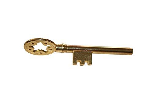 The-GOLDEN-KEY-Zaubertrick-Goldener-Schlssel-verndert-seine-Form-Zauberartikel-aus-Metall-Untersuchbare-Zaubertricks