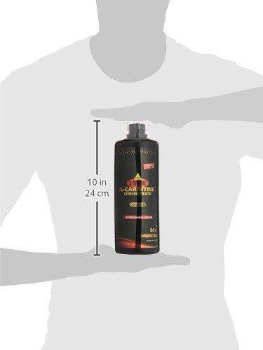 Inkospor X-Treme L-Carnitine Konzentrat, refreshing lemon, 1000ml Flasche