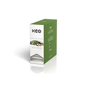 Keo-Tee-GRNER-TEE-PFIRSICH-15-Teachamps-im-Aromakuvert