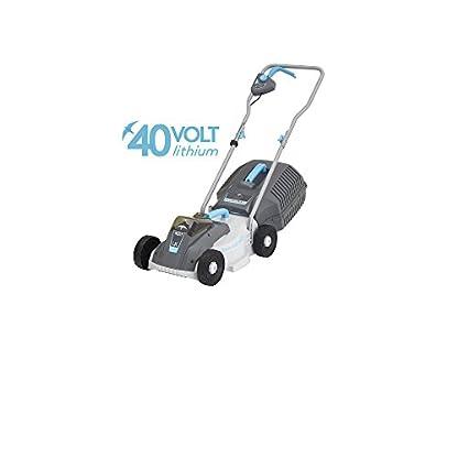 Swift-40-V-Battery-Powered-32-cm-Hand-Propelled-Lawn-Mower