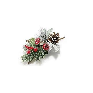 bb10-Schmuck-Weihnachtszweig-Adventszweig-dekorative-knstliche-Blume-mit-Tannenzapfen-Pilze-Beeren-und-Paprika-Kunstblume-Kunststoffblume-Dekozweig-fr-Weihnachten