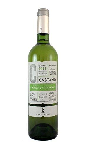CASTANO-MACABEO-CHARDONNAY-2014-Weiwein-Yecla-DO