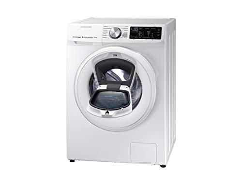 Samsung-WW10N64MRQW-Waschmaschine-freistehend-Frontlader-10-kg-1400-Umin-A-40-Waschmaschinen-freistehend-Frontlader-Wei-Drehregler-Touchscreen-links-LED