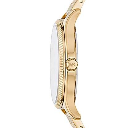 Michael-Kors-Damen-Analog-Quarz-Uhr-mit-Edelstahl-Armband-MK6640