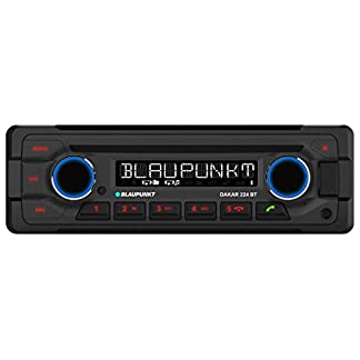 Blaupunkt-Dakar-224-BT-24-Volt-CDMP3-Autoradio-mit-BluetoothUSBiPodAUX-IN