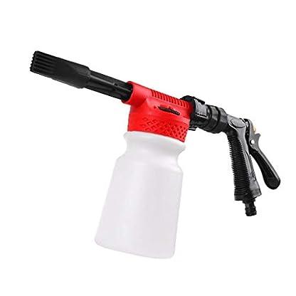 Tubayia-2-in-1-Hochdruckreiniger-Wasserpistole-Wasser-Schaum-Sprher-fr-Autowsche-Garten-Bewsserung