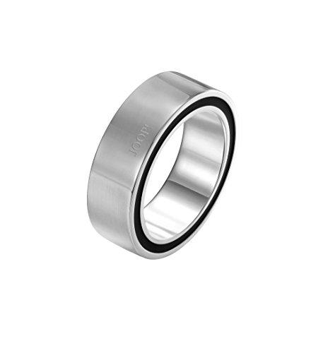 JOOP! Men Jewelry Herren-Ring JP-M Blue RG10658 SS Edelstahl rhodiniert JPRG10658A2