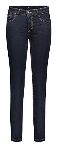 MAC Jeans Damen Hose Bestseller MELANIE blau-dunkel