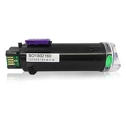 4-Schwarz-kompatible-Tonerkartuschen-fr-Xerox-Phaser-6510-VICTORSTAR