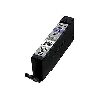 Canon-CLI-581-PB-Original-Tintenpatrone-Photoblue-fr-Pixma-Drucker-Pixma-TR7550-TR8550-TS6150-TS6151-TS8150-TS8151-TS8152-TS9150-TS9155-TS6250-TS6251-TS8250-TS8251-TS8252-TS9550