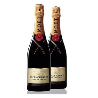 Moet-Chandon-Champagner-075-lt-Packung-von-2-Flaschen