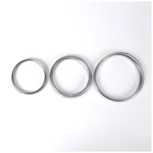 VORCOOL-Flow-Ring-Magic-Ring-3D-Frhlings-Metallringe-Magic-Flow-Ring-fr-Kinder-Erwachsene-Antistress-Spielzeug
