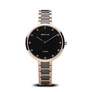BERING-Damen-Analog-Quarz-Uhr-mit-Titan-Armband-11334-762