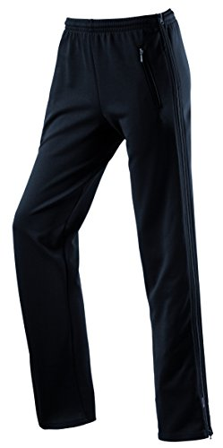 Schneider – Damen Sport und Freizeit Hose mit seitlichem Reißverschluss in Schwarz, GÖTEBORGW (6558)