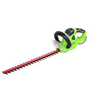 Greenworks-Tools-22087-68-cm-700-W-elektrische-Heckenschere-mit-Drehgriff
