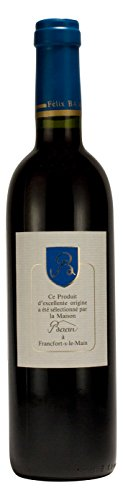 GRAVES-Rouge-Equilibre-1994-Biowein-Merlot-Cabernet-Sauvignon-Bordeaux-Frankreich-500ml-Flasche