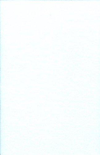 1 Bogen Bastel-Filz 20 x 30 cm – Stärke: 2mm – Farbe nach Wahl (Weiss)