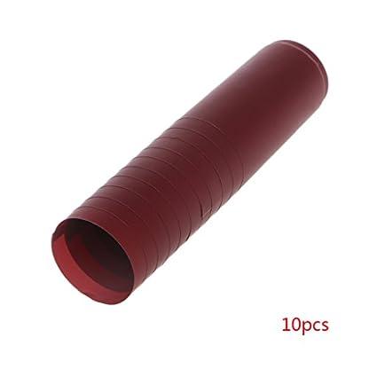 SimpleLife-10-Stck-Weinflasche-Schrumpfkapseln-Homebrew-Tops-Caps-Mead-Dekor