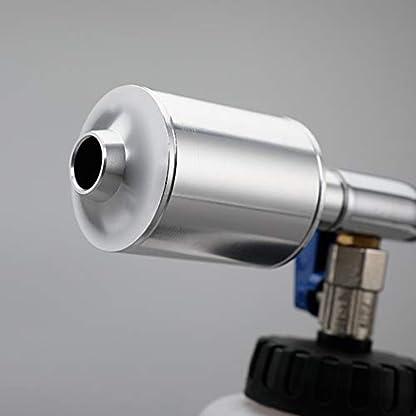 Hochdruckreiniger-Car-Foam-Washer-Elektroplattierte-Schaumreinigungspistole-Anschluss-Aluminiumlegierung-Car-Washer