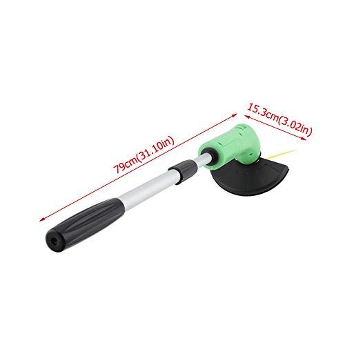 Grasscheren-Tragbar-Drahtlos-Heckenschere-Strauchschere-Gartengerte-Gartenwerkzeug-fr-Rasen-Gartenarbeit-Ohne-Batterie