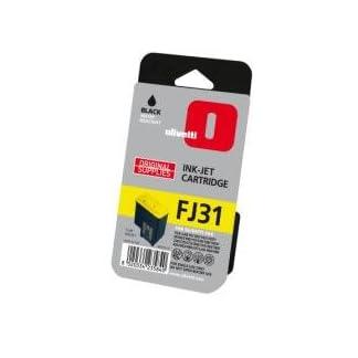 Olivetti-FJ31-Drucker-Kartusche-fr-B0336-Faxlab-Jetlab-schwarz