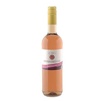 DRATHEN-Sptburgunder-Rose-alkoholfreier-Wein-075-Liter