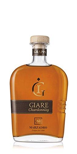 Grappa-Affinata-Chardonnay-Marzadro-Le-Giare-Grappa-Affinata-Chardonnay-Grappa-Italien-Trentino-Sdtirol-Weingut-Marzadro-zoom-zoom-zoom-Der-Marzadro-Le-Giare-Chardonnay-reifte-fr-36-Monate-lang-in-kle