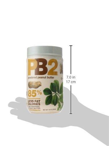Bell Plantation PB2 Peanut Butter (Powdered) Original, 1er Pack (1 x 454 g)