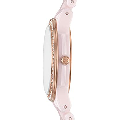 Michael-Kors-Damen-Analog-Quarz-Uhr-mit-Edelstahl-Armband-MK6622
