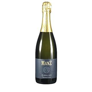 Manz-Wein-GbR-2015-Riesling-Sekt-trocken-Klassische-Flaschengrung-075-Liter