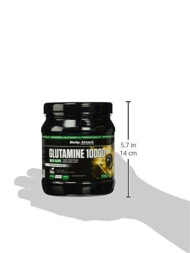 Body Attack Glutamine 10000, 1er Pack (300 Kapseln)