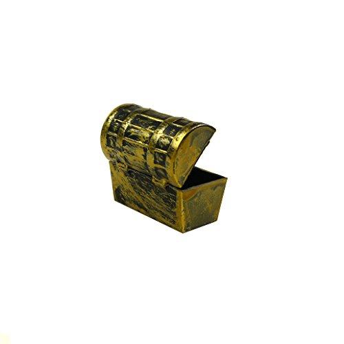 MS-12st-Mini-Piraten-Gold-Schatzkisten-Dekoration-Partei-Bevorzugung-CJ525