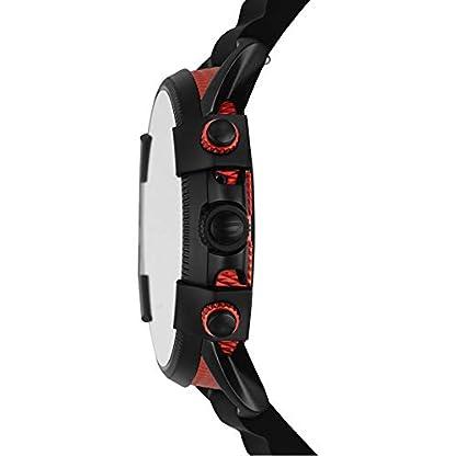 Diesel-Herren-Smartwatch-mit-Silikon-Armband-DZT2010
