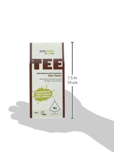 stick-lembke-Pyramidenbeutel-Naturbelassener-BIO-Gewrztee-Chai-Classic-6er-Pack-6-x-45g