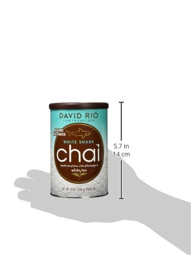 David-Rio-White-Shark-Chai-Dose-398-g