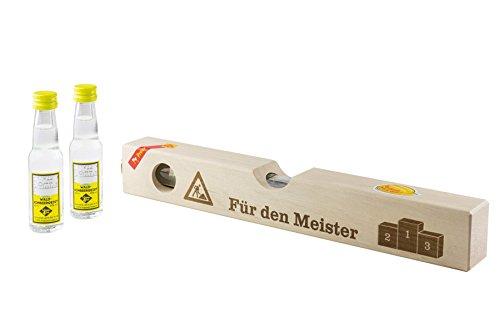 Weisenbach-Wasserwaage-Holz-gro-fr-den-Meister-2-x-20-ml-Waldhimbeergeist