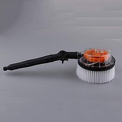 Backbayia-Rotierende-Waschbrste-Hochdruckreiniger-Autowaschbrste-Reinigungsbrsten-Aufsatz