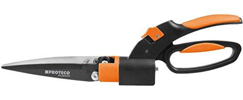 Proteco-Werkzeug-Rasenschere-Rasenkantenschere-Grasschere-360-Grad-Rasentrimmer