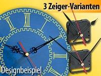 St-Leonhard-Flsterleises-schleichendes-Uhrwerk-mit-3-Zeiger-Sets
