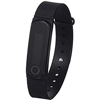SportPlus-Unisex-F-q-Band-Ex-Smartwatch-AktivittSchlaf-Tracker-OLED-Display-fr-iOS-und-Android-Mehrfarbig-NA