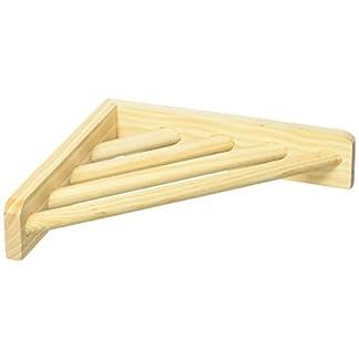 PREVUE-PET-PRODUCTS-bpv3300-Holz-Eckregal-Strukturiertes-Plattform-fr-Vogel-Kfige-7-von-178-cm