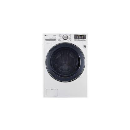 LG-f1-K2cs2-W-autonome-Belastung-Bevor-17-kg-1100trmin-A-wei-Waschmaschine–Waschmaschinen-autonome-bevor-Belastung-wei-links-LED-Schwarz