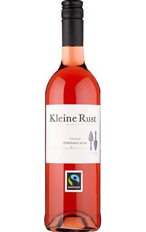 Kleine-Rust-Pinotage-2017-Rosewein-trocken-Rose-075-L